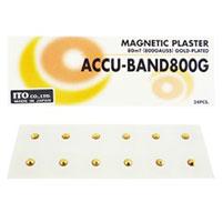 magnesy, złote, 800 gs, magnetoterapia