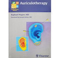 aurikuloterapia, podręcznik, książka