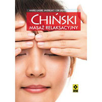 chiński masaż, masaż, masaż relaksacyjny, podręcznik, książka