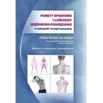 fizjoterapia, punkty spustowe, podręcznik, książka