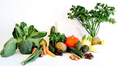 angina, surowe warzywa, warzywa, dietetyka